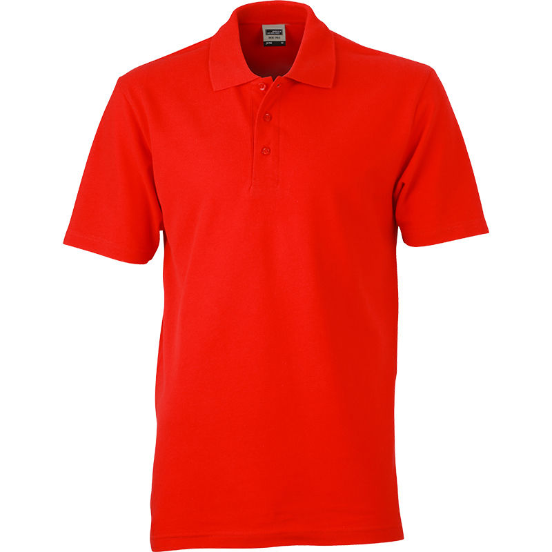 Nickelson - Polo - Homme - rouge - XX-Large au4Jy