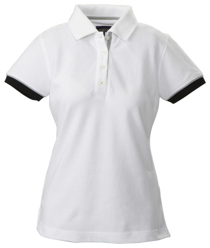 antreville polo col - polo personnalise