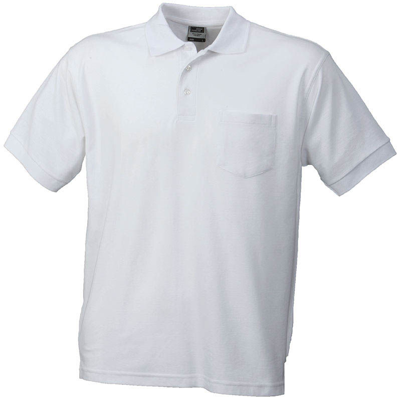 polo pique homme court  - polo personnalise