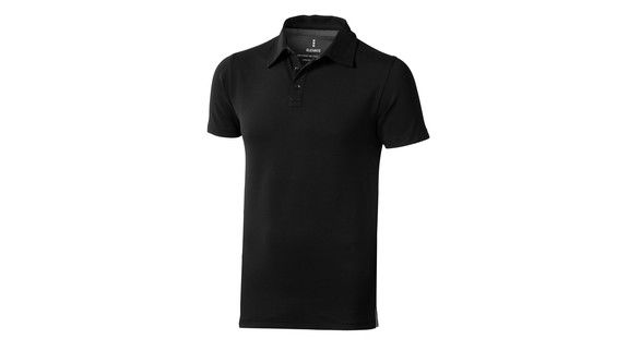 noir-anthracite - polo propre style
