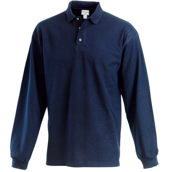polos manches longues - polo personnalise