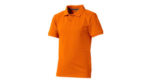 orange - polo enfant canada