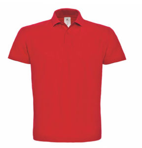 rouge - polo id publicite
